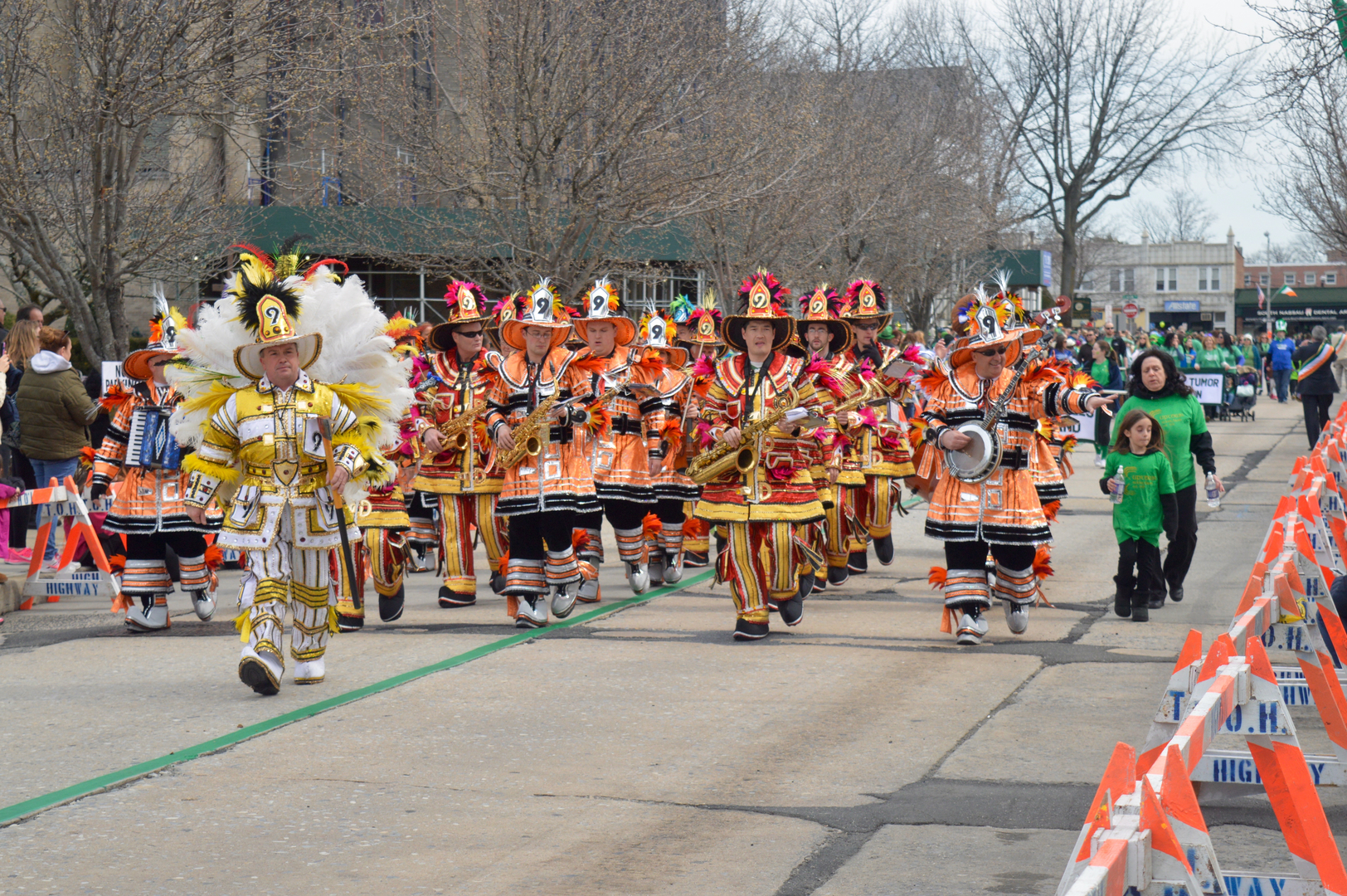 How to take great parade photos that you will like?