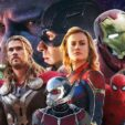 Movies coming soon in Marvel Cinematic Universe